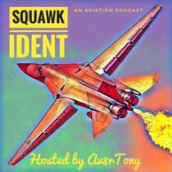 Episode 19 cover art for Squawk Ident Podcast