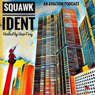 Ep20 cover art for Squawk Ident Podcast