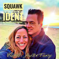 Episode 32 Cover Art - Squawk Ident Podcast