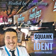 Episode 46 cover art for Squawk ident Podcast