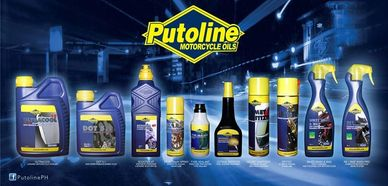 Putoline Oils And Rock Oil Lubricants