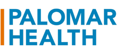 Palomar Health provides an array of hospital services.