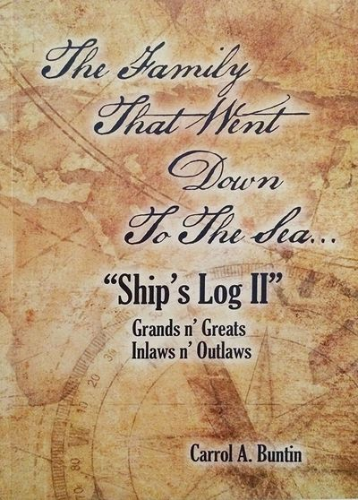 The Family That Went Down to The Sea - Ship's Log II