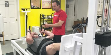Tim Underwood: Master Personal Trainer, All Points Personal Training, Gym, One on One Coaching