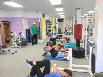 Gym - All Points Personal Training - Super Shape Class