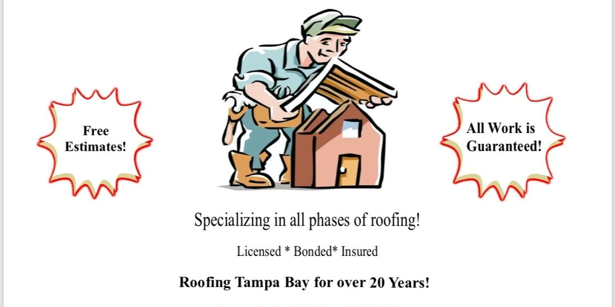 We don't measure success by counting the many quality roofs we have installed and repaired since 199