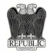 Republic Tattoo Supply Company Logo