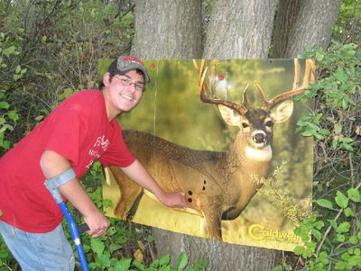 South Dakota Youth Hunting Projects