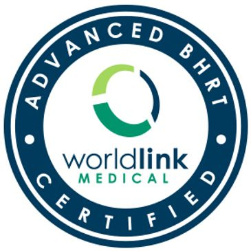 Advanced certification in Bio-identical hormone replacement by WorldLink Medical