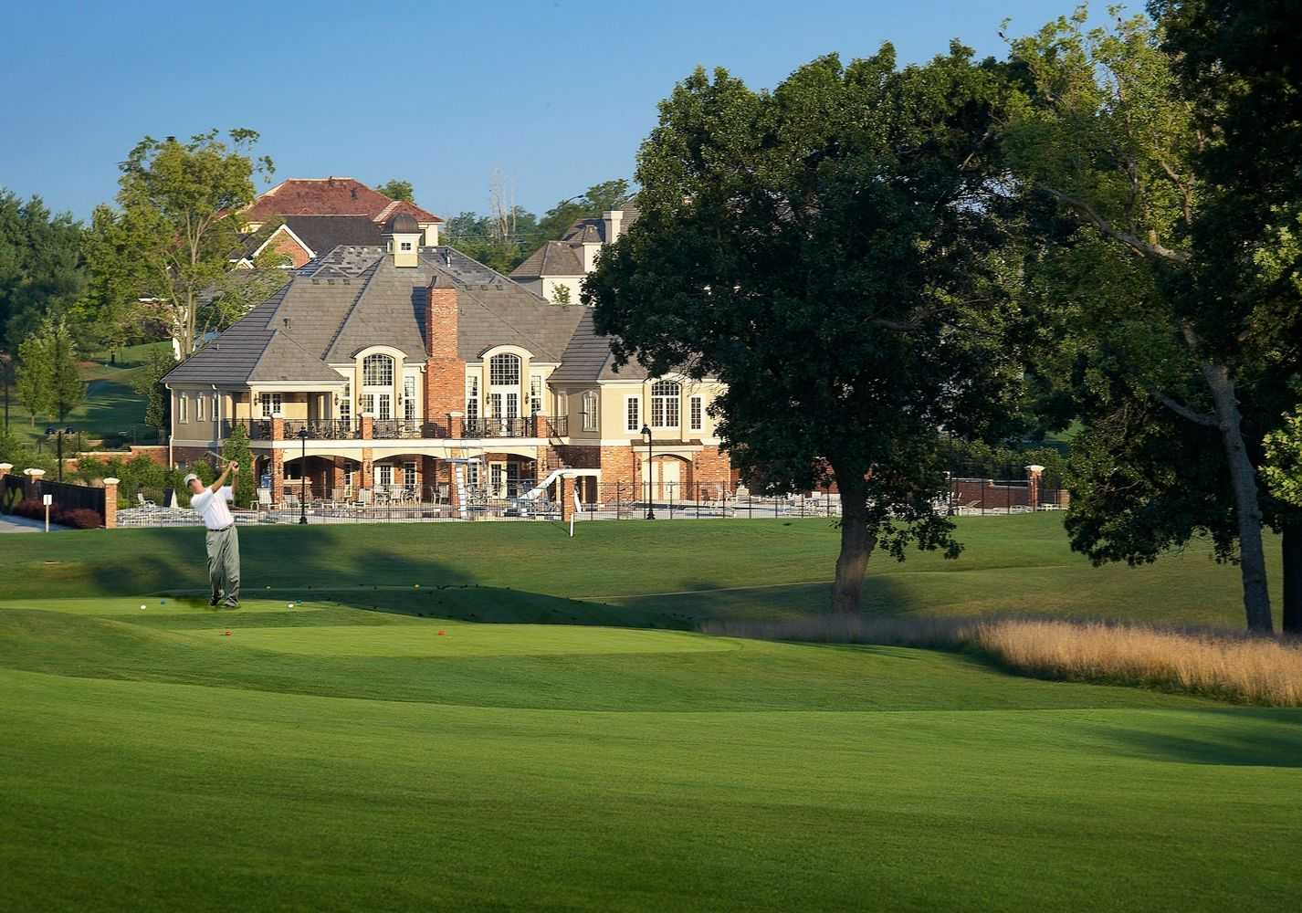 Tiffany Greens Clubhouse