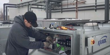 HVAC Mechanical Service Maintenance