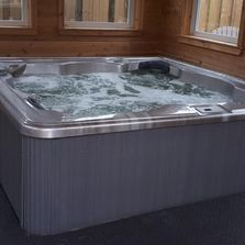 On site we have an enclosed spa with Hot Tub at The Bears Cove Inn