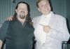 Me with Magician Jeff Hobson in Las Vegas, NV