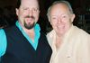 Me with the late Magician Paul Daniels in Las Vegas, NV