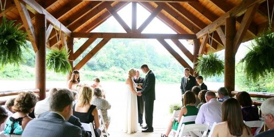 We provide sound for your outdoor wedding ceremony