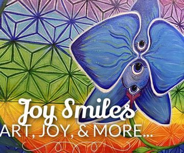 By: Joy Smiles Art Join the community for a look into the art and heart of #ArtHeals.  From live