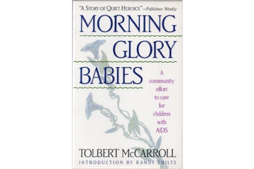 Book Cover, Morning Glory Babies