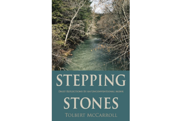 Book Cover, Stepping Stones