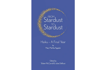 Book Cover, From Stardust to Stardust