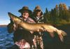 "October - Roger Schmidt - 50.5"" Muskie - Land-O-Lakes, Cisco Chain, Canada"