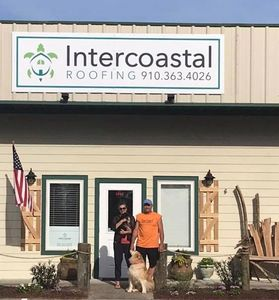 Intercoastal Roofing Showroom
