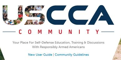 USCCA On-line Community