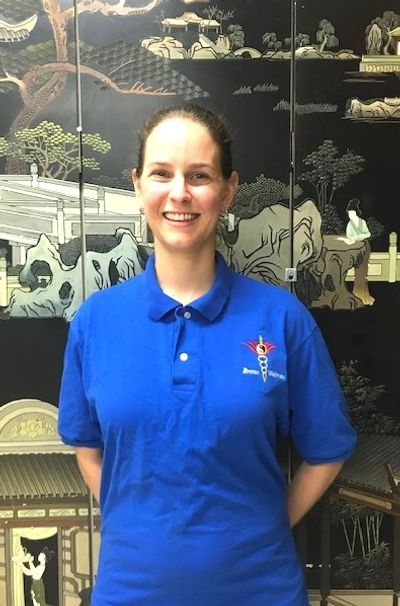 Jamie Canton, Licensed Massage Therapist