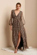 Seriously Gorgeous Leopard Dress $82.95