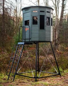 We are your premier dealer for 360 Hunting Blinds.