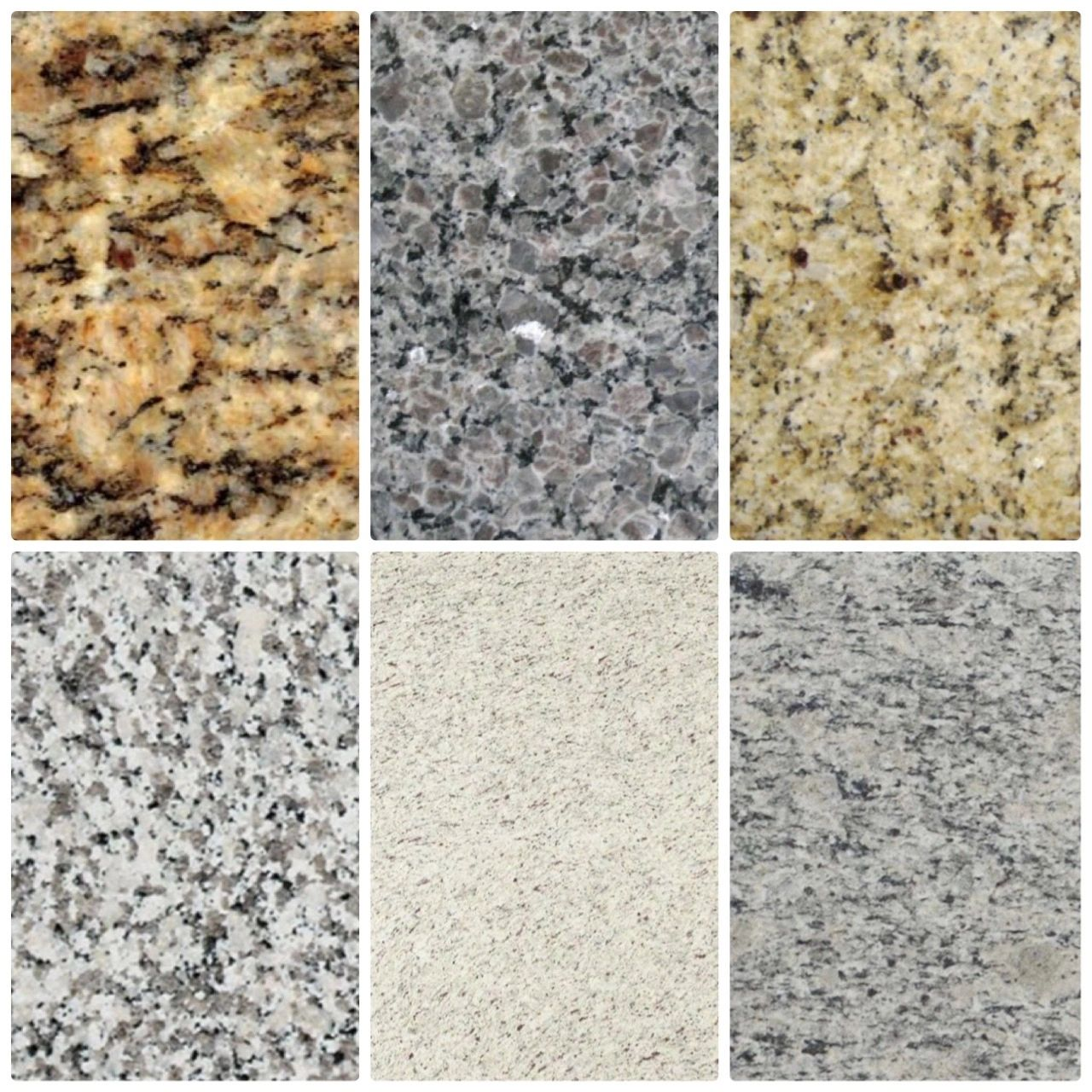 6 Popular Granite Countertop Colors Kb Factory Outlet