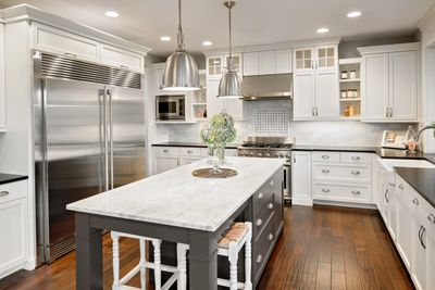 Best White Marble Countertops installed in Ozona Florida