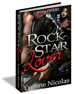 Rock Star Lover, Carnal Diaries, Interracial Romance, Rock Star Romance, Erotic Romance, BW/WM