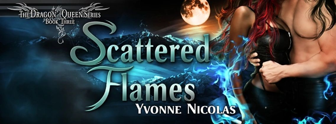 Scattered Flames, Urban Fantasy, Paranormal Romance, Interracial Romance, Paranormal Series