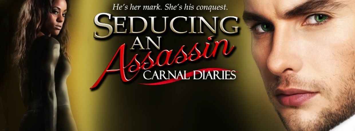 Seducing an Assassin, Carnal Diaries, Interracial Romance, Erotic Romance, BW/WM