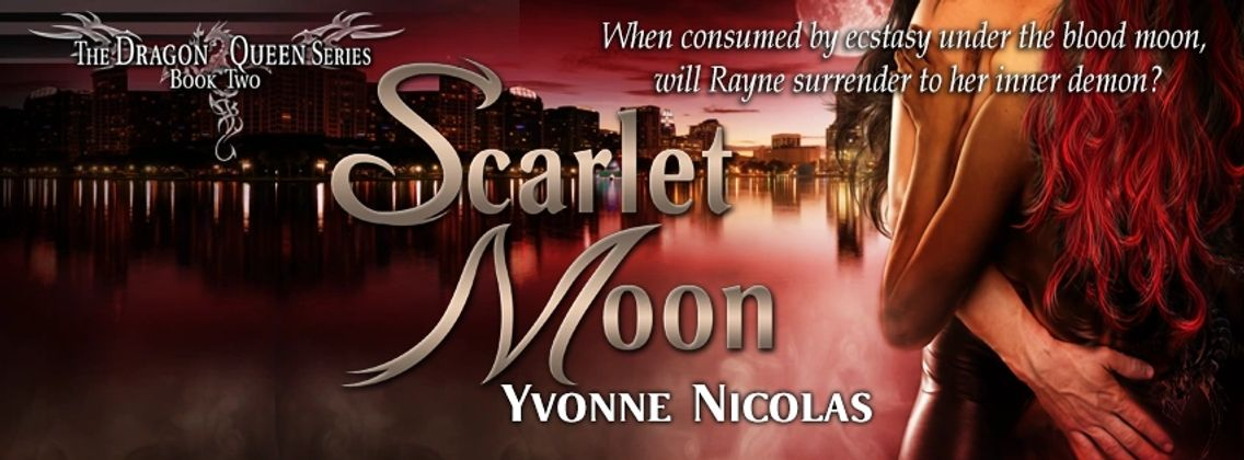 Scarlet Moon, Urban Fantasy, Paranormal Romance, Interracial Romance, Erotic Romance, Series