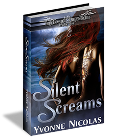 Silent Screams, Urban Fantasy, Paranormal Romance, Interracial Romance, Series