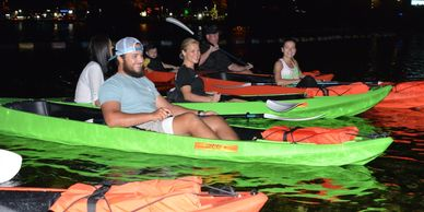 Ibis Bay Paddle Sports night tours in Key West