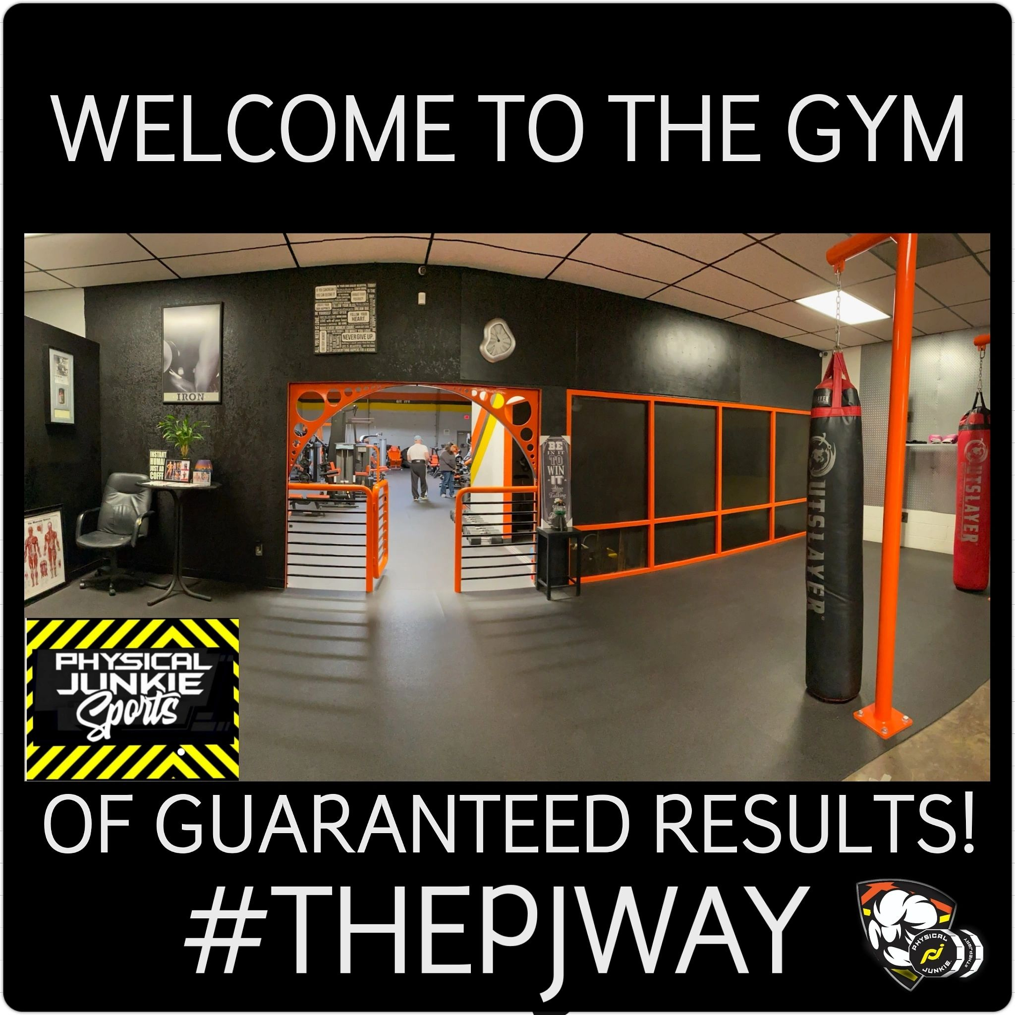 Our PRIVATE JYM supplies its user a program of GUARANTEED RESULTS! Entry requires you to use a meal