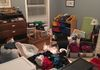 Bedroom/toy room before