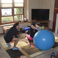 Janelle Rogers Training by J In Home Personal Training Racine Wisconsin