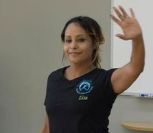 Lisa Emanuele Zumba Instructor Training by J Racine Wisconsin