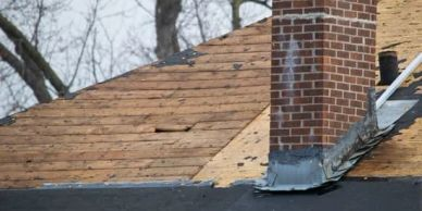 Our roofing company does chimney repairs