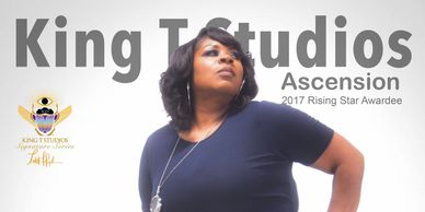 Staci Cash - Ascension Rising Star Awardee