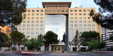 5 Star Eurostars Suites Mirasierra in Madrid