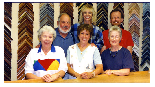 Winkle Workers at Periwinkle Framing