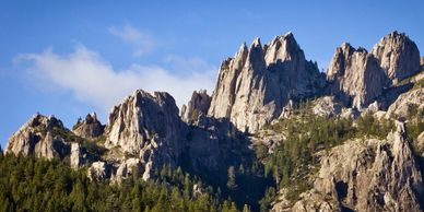 Castle Crags California