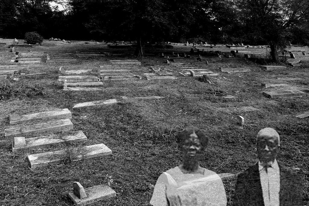 Haunted Walter Brown Historic Cemetery