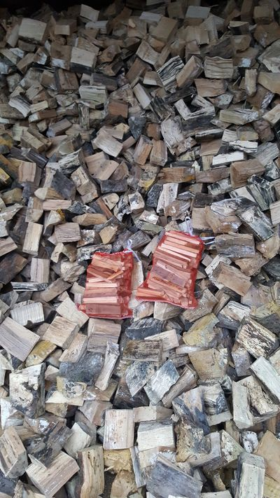 Locally sourced Hardwood and Softwood firewood