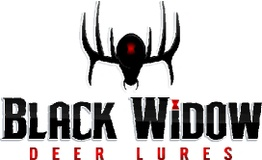 Black Widow Deer Lures