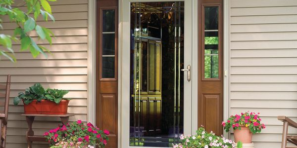Decorator Series provides a stylish, fresh look to accent your entry.